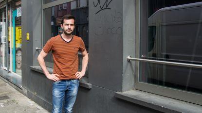 Graffitispuiter opgepakt die viertal cafés in de Overpoort 'tagde'