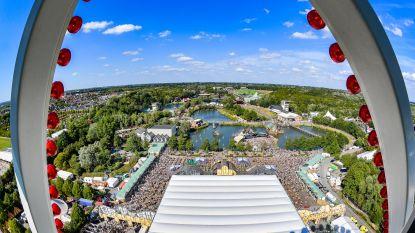 Prachtig! Zo ziet Tomorrowland eruit vanuit de lucht