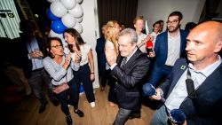 Vlaams Belang tweede grootste partij in Vlaams parlement, PVDA voor het eerst in halfrond