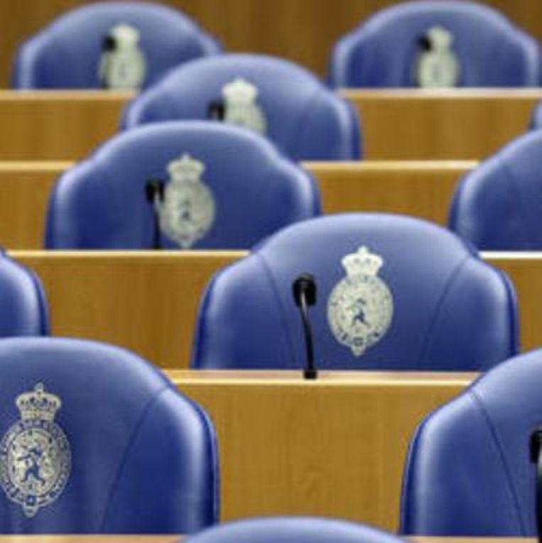 De Tweede Kamer lijkt voorbehouden aan hogeropgeleiden. Beeld anp