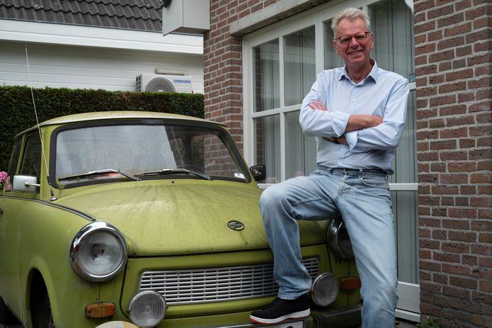Friso de Zeeuw is directeur van het DDR-museum in Monnickendam en initiatiefnemer van het festival 30 Jahre Mauerfall in Baarn. Trabantjes zijn daar zeker te zien.