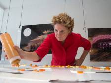 Meesterkok Angélique Schmeinck gebruikt haar vrije tijd om nieuwe dingen te bedenken