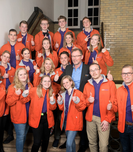 'Vakkanjers' roc Rijn IJssel gooien hoge ogen bij landelijke vakwedstrijden