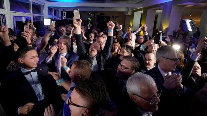 Extreemrechtse AfD boekt forse winst bij deelstaatverkiezingen in Thüringen