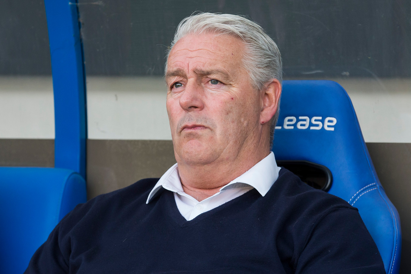 Na zijn avontuur bij RKC Waalwijk is Hans de Koning nu trainer van ZAP.