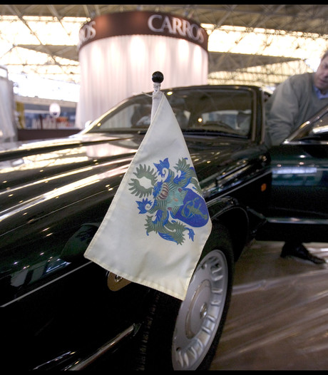 Daimler Pim Fortuyn te koop met Hilversum als laatste bestemming