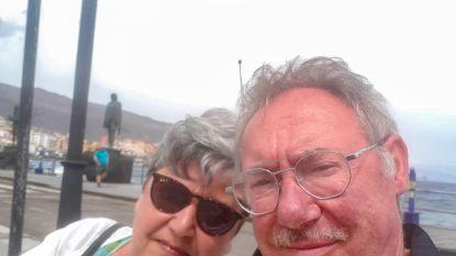 """Zestigers zitten nog tot minstens 11 mei vast op Tenerife: """"Mooi weer en zicht op de oceaan, maar volgend jaar gaan we toch elders op vakantie"""""""
