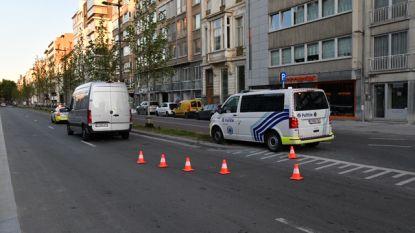 Voetganger in levensgevaar na aanrijding op Antwerpse Frankrijklei
