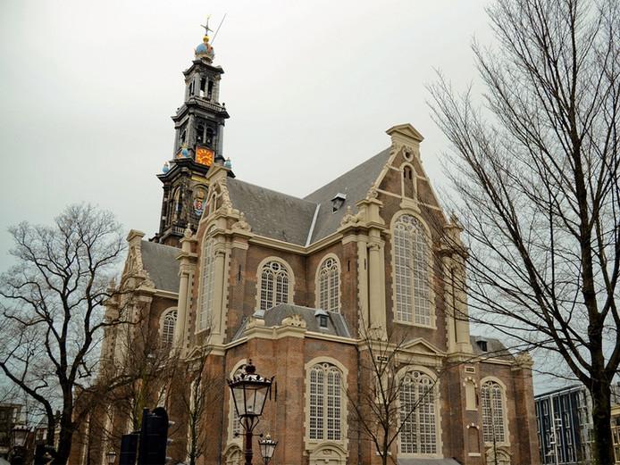 De Westerkerk in Amsterdam