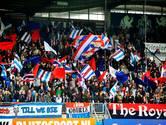 Update: Ook in Sittard krijgt Willem II massale steun