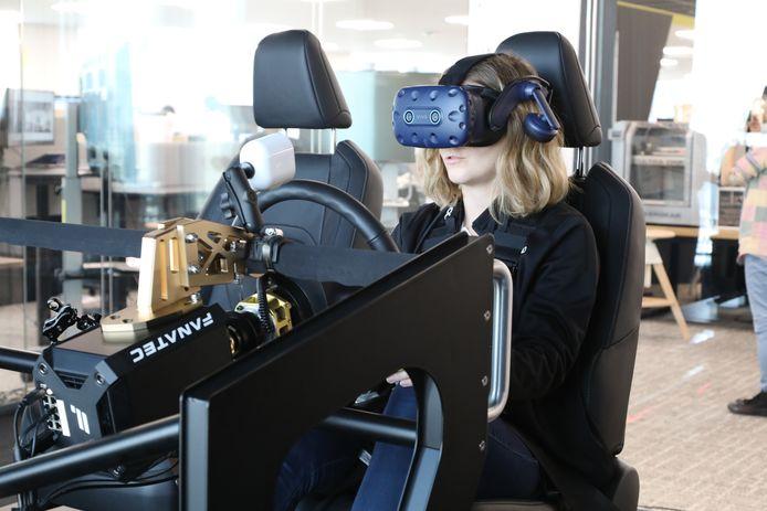 Virtual Reality: zo voert TRI testen uit om de interactie tussen mensen en machines te verbeteren
