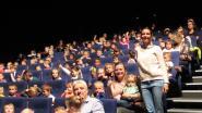 Nieuwe tribune in De Velinx maakt optreden nog intiemer