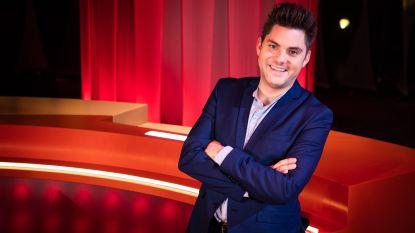 """Jeroen Meus beleeft vuurdoop als presentator: """"Wat Erik Van Looy al jaren doet, is bovenmenselijk"""""""