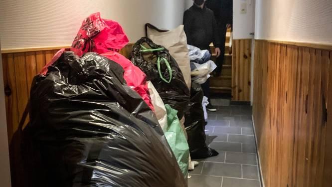 Vooruit verzamelt maar liefst 100 warme jassen voor kansarme families