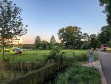 Heldendaad in volle galop: Lisa en Lindy helpen zwaargewonde mountainbiker bos uit bij Eerbeek