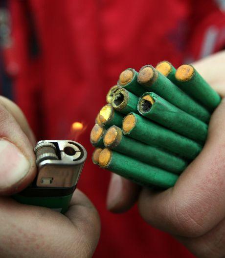 Kat-en-muisspel tussen jongeren en politie in onrustig Wageningen
