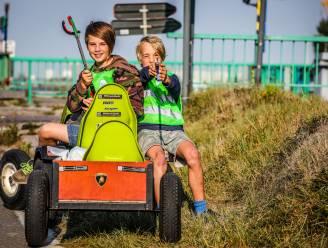 """World Cleanup Day? Dat vindt Raf (12) zo belangrijk dat hij zelfs op verjaardag meedoet: """"Ik ruim ook wekelijks op in Oudenburg"""""""