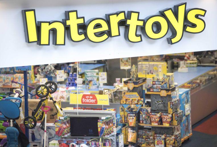 Blokker doet Intertoys over aan een Britse investeerder. Beeld ANP