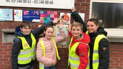 GLS De Wegwijzer krijgt medaille Verkeer op School
