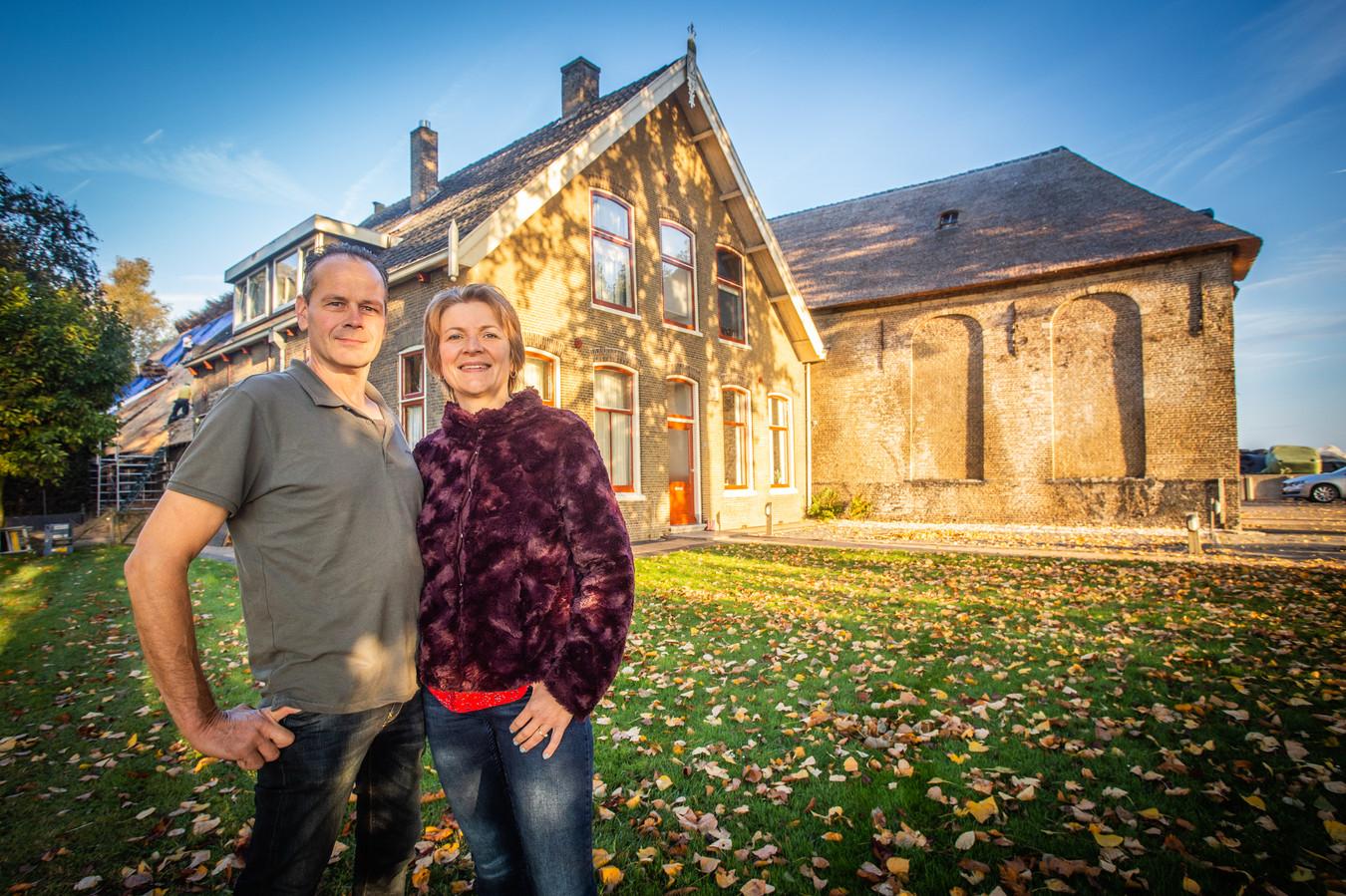 Er is nog hoop voor Esther en Marcel Quartel, eigenaren van de Mariënhof.