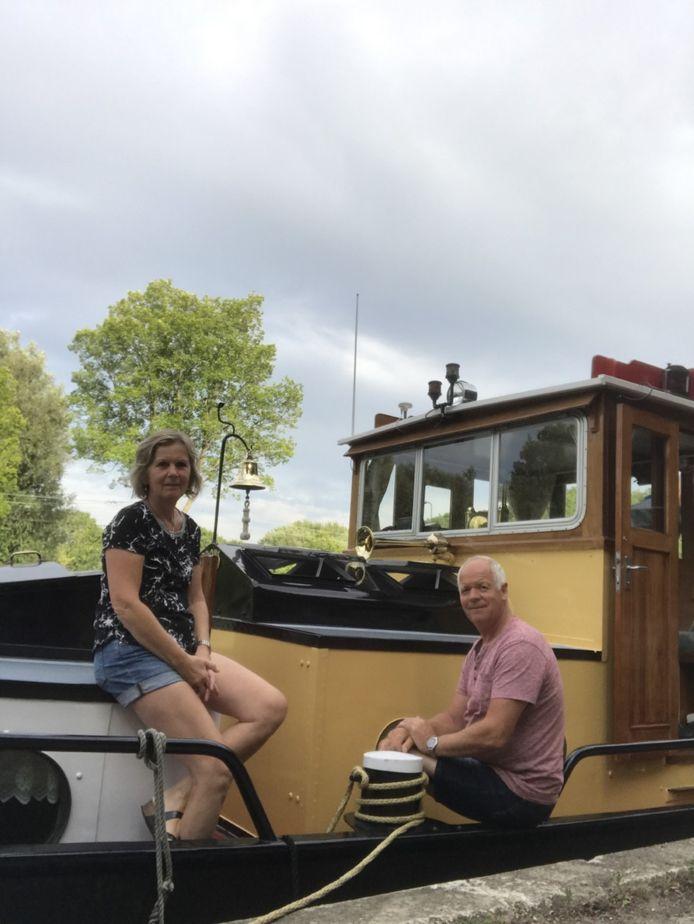 Rene en Joke de Jong hebben lang getwijfeld of ze de boot weg moesten doen. 'We hebben meer leefruimte nodig.'