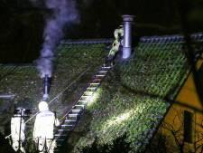 Gezellige eerste kerstdag ontaardt in meerdere schoorsteenbranden, brandweer rukt uit in Epse, Apeldoorn, Ugchelen en Vaassen