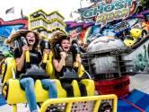 Topattractie Ghost Rider haakt af voor Tilburgse kermis: 'Bouwploeg laat het afweten'