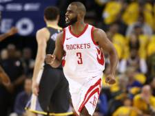 Houston Rockets maken spectaculair einde aan Golden State-serie