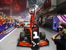 Vettel dankt fans voor steun: 'Laatste weken waren niet makkelijk'