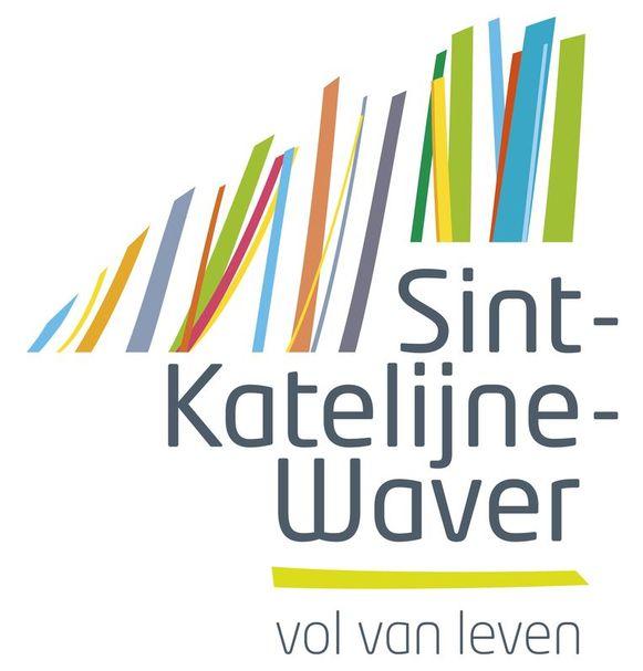 Het logo van Sint-Katelijne-Waver