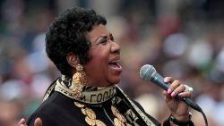 Stevie Wonder bezoekt stervende Aretha Franklin