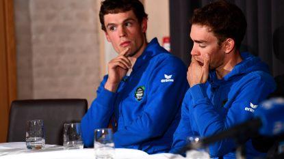 """Ploegleiding en renners Veranda's Willems-Crelan na dood Goolaerts: """"Wat droomdag moest worden, is geëindigd als nachtmerrie"""""""