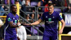 Dimata niet fit voor topper tegen AA Gent, Santini voert paars-witte aanval aan