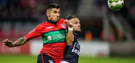 Golla twijfelgeval bij NEC voor topper tegen Jong Ajax