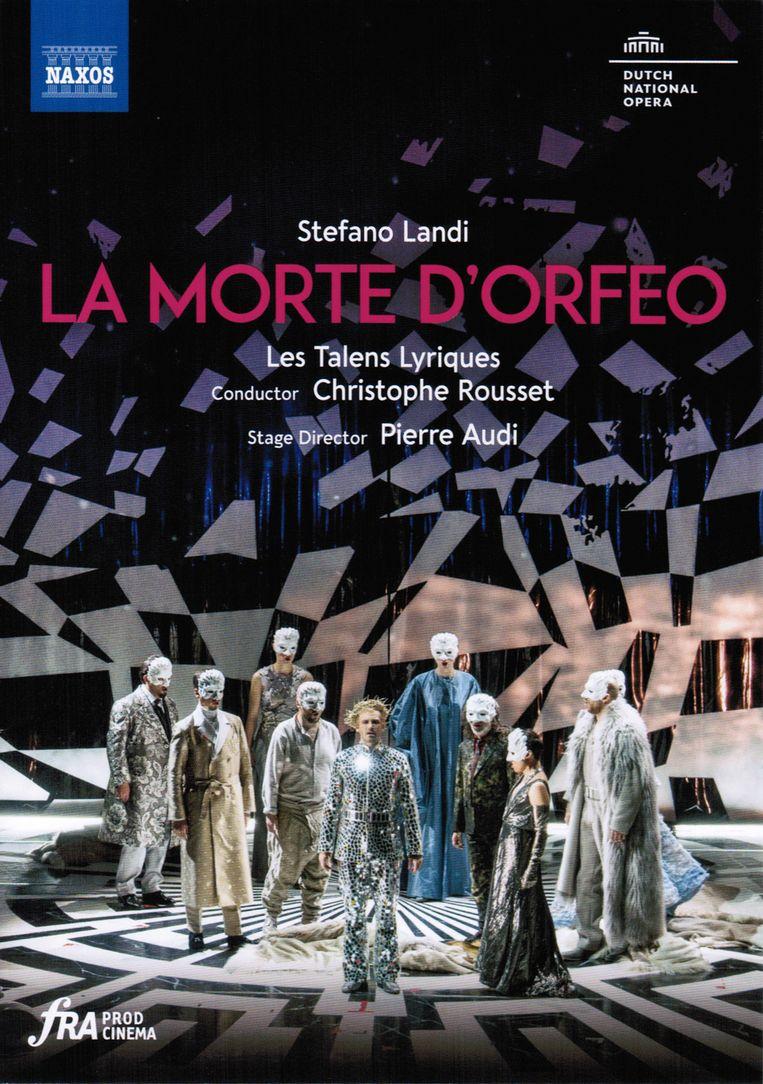 Stefano Landi – La morte d'Orfeo. Beeld