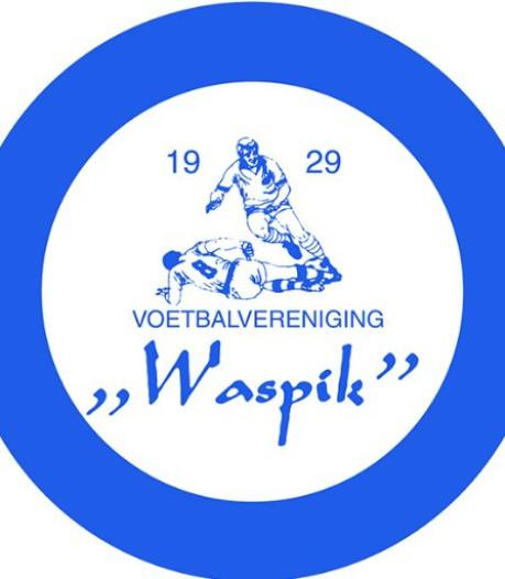 Van der Heijden blijft langer bij Waspik