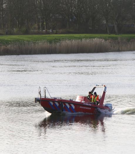 Onderkoelde man uit het water gered bij de Beerenplaat
