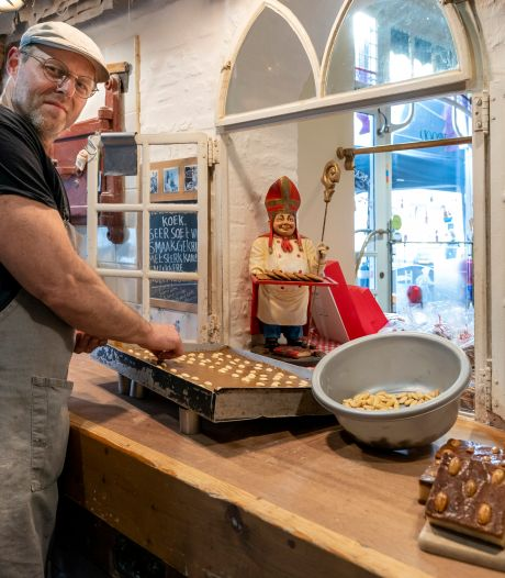 Pim is niet afhankelijk van horeca en zit gebakken in Heusden, Bakkertje Deeg kijkt uit naar december