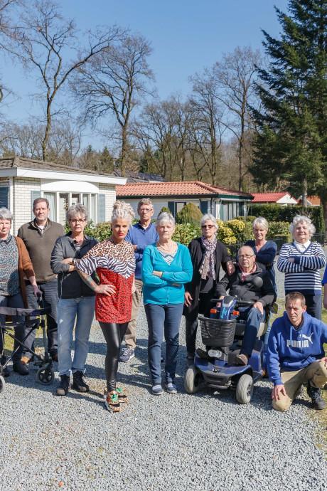Bewoners recreatiepark IJsselheide woest over dwangbevelen: 'Dit is geen Fort Oranje'