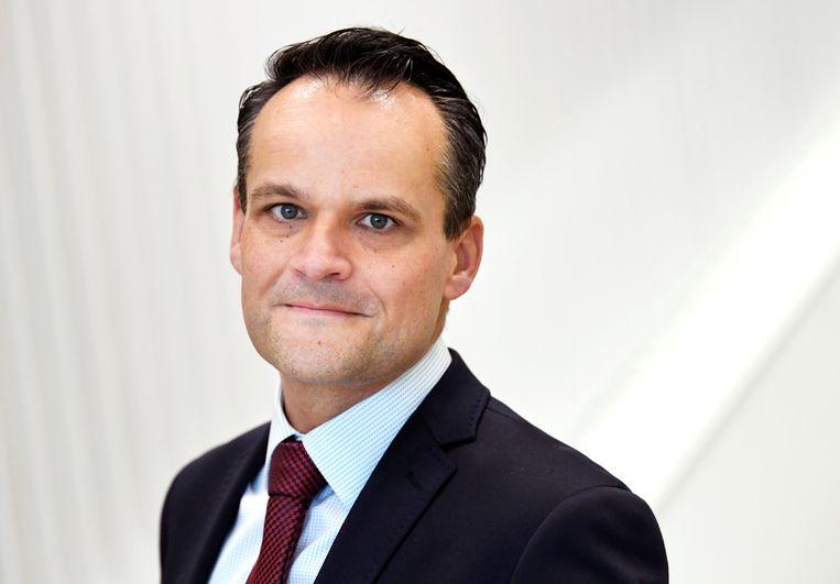 CFO Jan Kees de Jager zijn optelsom komt elk jaar wat lager uit. Beeld null