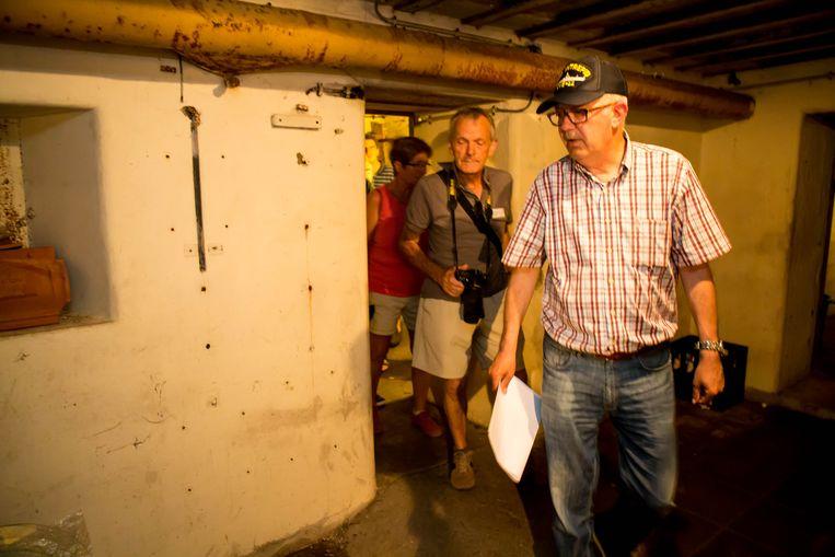 Op Bunkerdag kunnen bezoekers voor een keer een bunker eens van binnen bekijken.