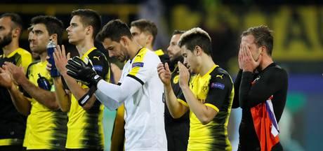 Bosz en Dortmund bijna klaar in de Champions League