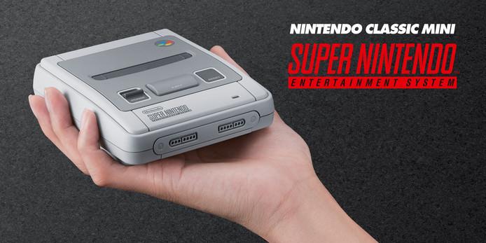 De Nintendo Classic Mini: Super Nintendo