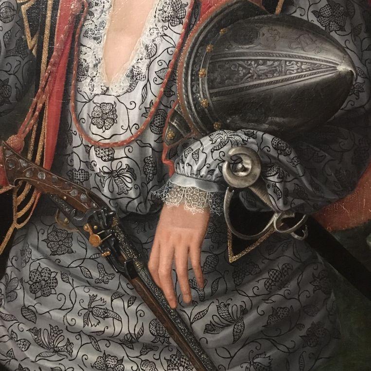 Marcus Gerards de Jonge @ Rijksmuseum Beeld Anna van Leeuwen