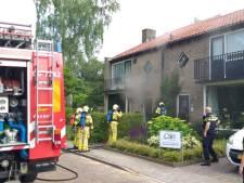 Brand bij wasmachine richt flinke schade aan in woning Harderwijk