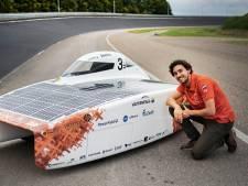 Oud-Roosendaler Joost sleutelt aan de nieuwste zonneauto van Vattenfall Solar Team: 'Nuna is ons schatje'