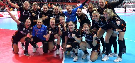 Handbalsters naar halve finale WK na zege Noorwegen op Duitsland