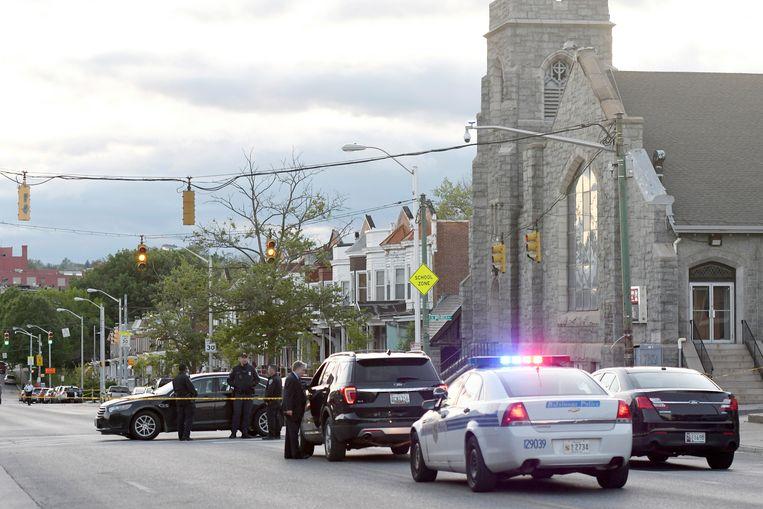 De kookactiviteiten zouden niets met de naburige kerk te maken hebben gehad, aldus de politie.