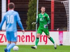 Jeffrey de Lange vervangt bij FC Twente in beker licht geblesseerde Joël Drommel
