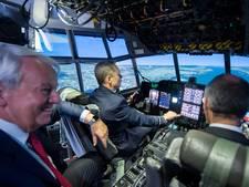 'Helft alle oefenvluchten in 2024 op simulator'